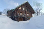 Luxury Log Home Hanazono