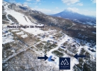 Showing SEASONS Niseko proximity to Niseko Annupuri Ski Resort and surrounds. Mt Yotei in the background.