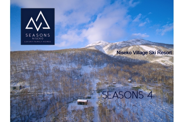 SEASONS 4 and Niseko Village Ski Resort.