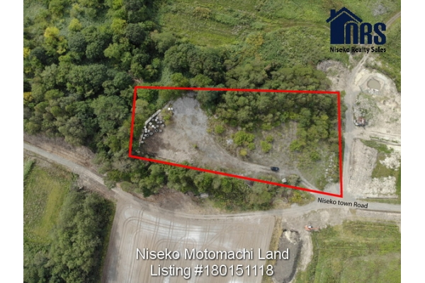 Aerial view of property outlined.