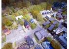 Aerial View 3 of corner property in Niseko Hirafu Village.