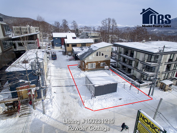 Powder Cottage, Niseko Hirafu Ski Resort - Middle Hirafu