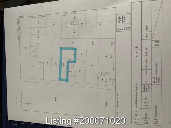 Kutchan land Block Map