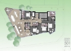 Niseko HAVEN Penthouse #501 Floorplan