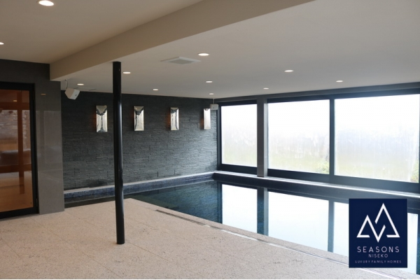 Peaceful Spa pool and Sauna - 1st Floor